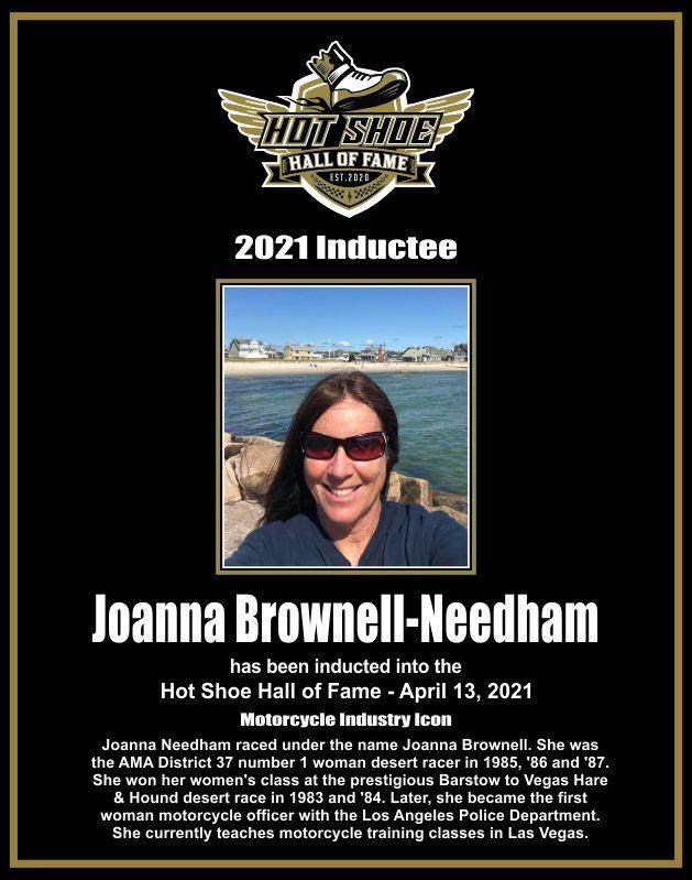 Joanna Brownell-Needham