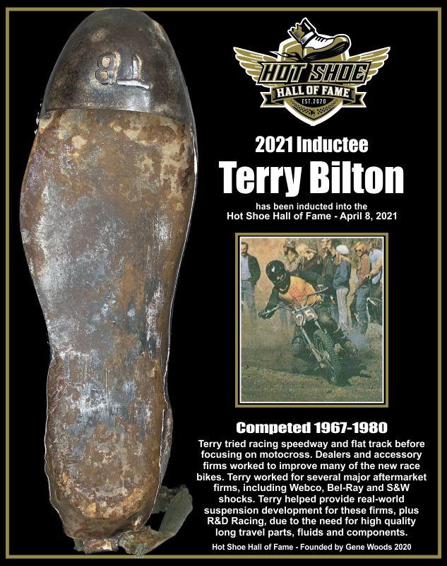 Terry Bilton