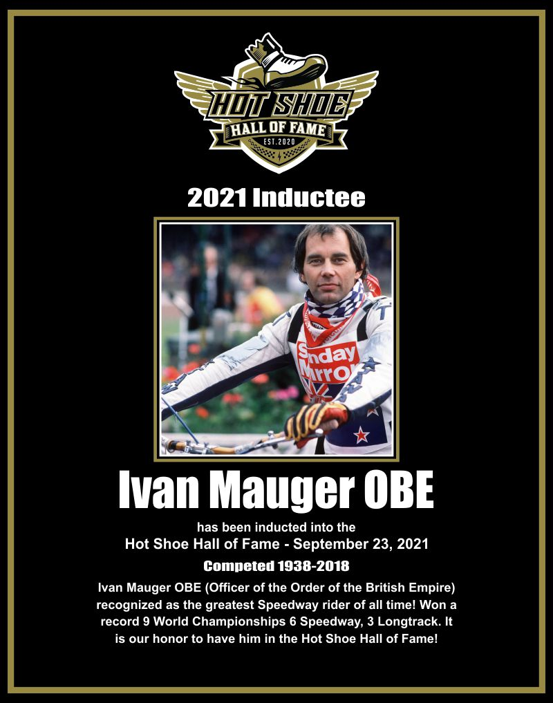 Happy Birthday Ivan Mauger OBE