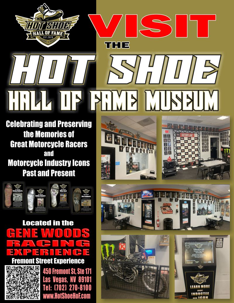 Visit the Hot Shoe Hall of Fame